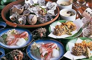 ふっくら柔らかな宝楽焼は魚の旨味を引き出してくれる