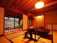 和室12.5畳のお部屋(1階客室例)