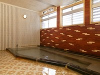 やなぎ荘本館の浴場