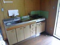 3畳キッチン