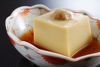 蟹味噌豆腐