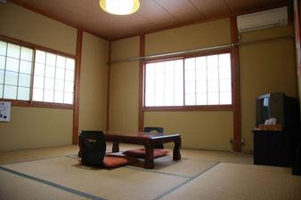 8畳の客室例