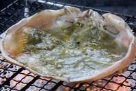 熱々甲羅焼き味噌