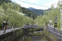城崎温泉街まで歩いてすぐ!