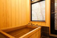 檜風呂付き離れ客室(HP限定)