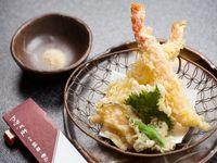 カニの天ぷら
