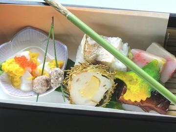 9月のお料理一例の前菜です。