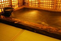 3趣の貸切温泉の1つ『竹葉の湯』