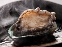 【別料理】地元産活アワビのステーキ