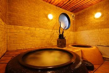 3趣の貸切温泉の1つ『花玄の湯』